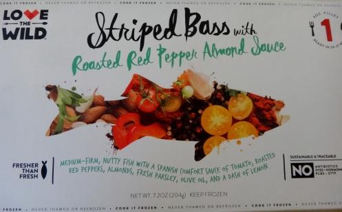 Love The Wild Striped Bass