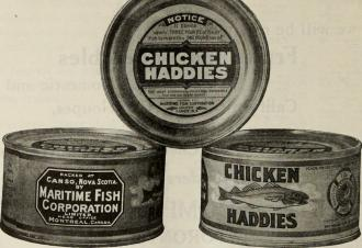 Chicken Haddies