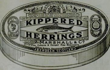 Kippered Herring 1895