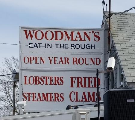 Woodman's Essex