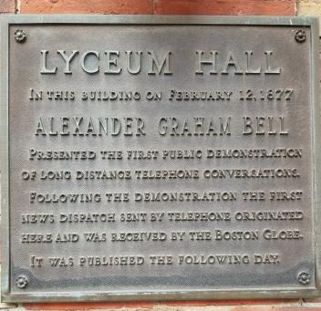 Salem Lyceum Hall