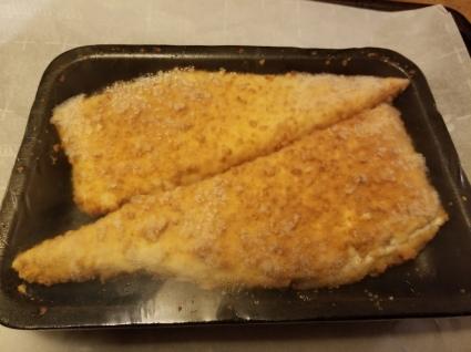 Gorton's frozen haddock