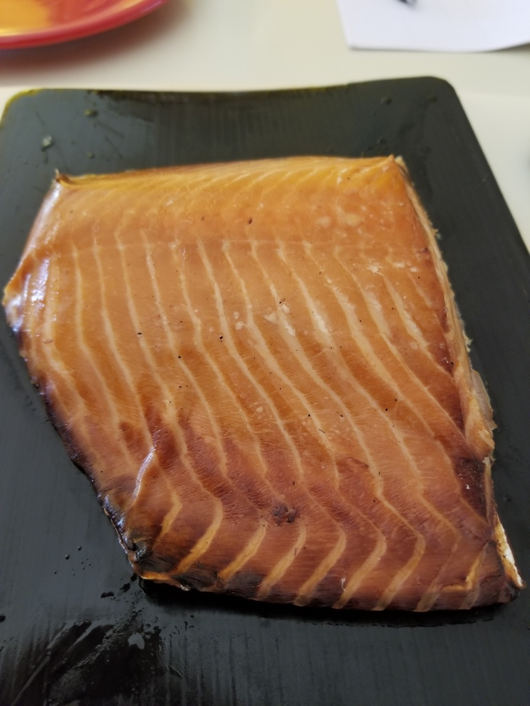 Wester ross smoked salmon