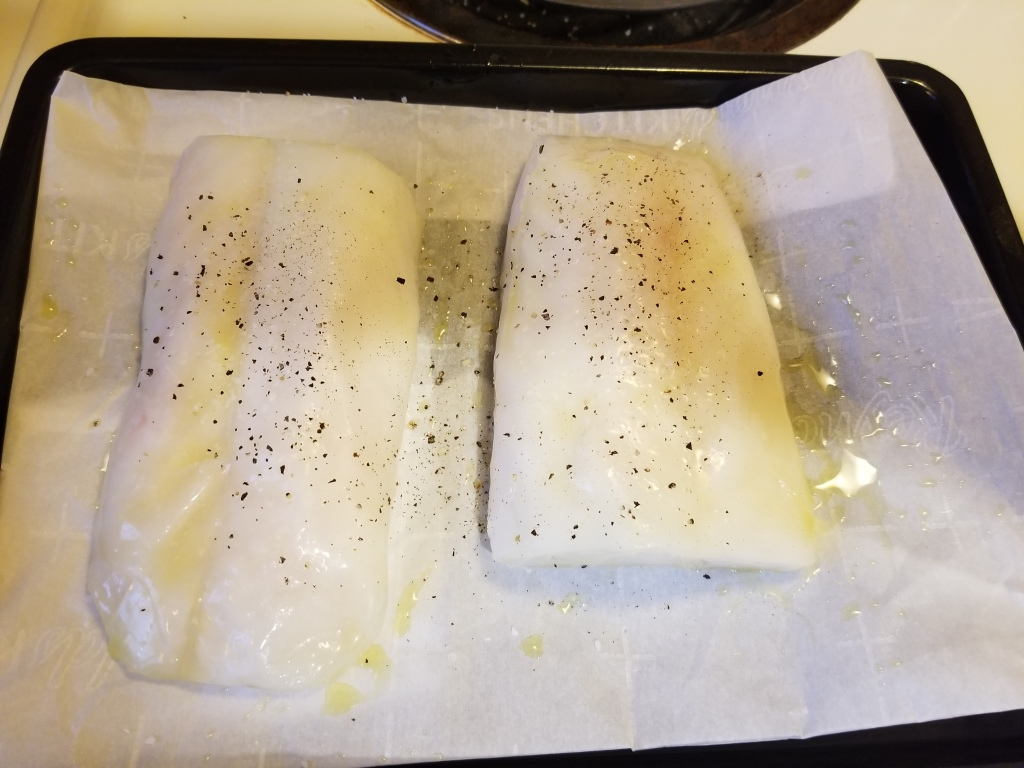 frozen alaskan cod