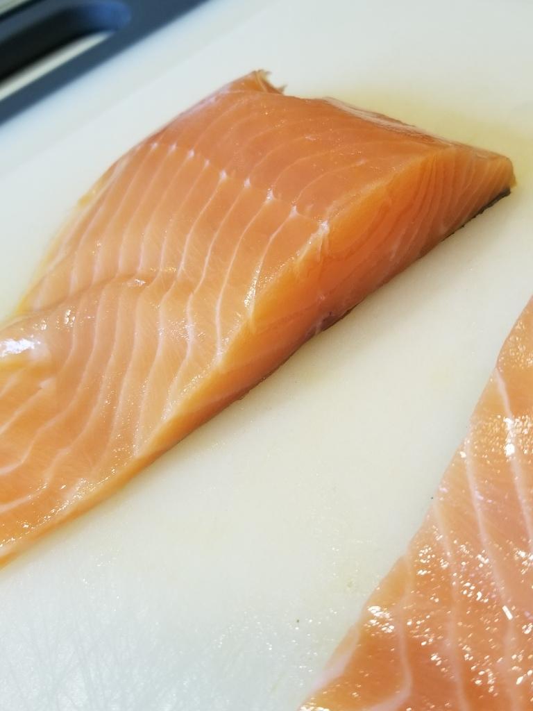 Wester Ross Scottish Salmon