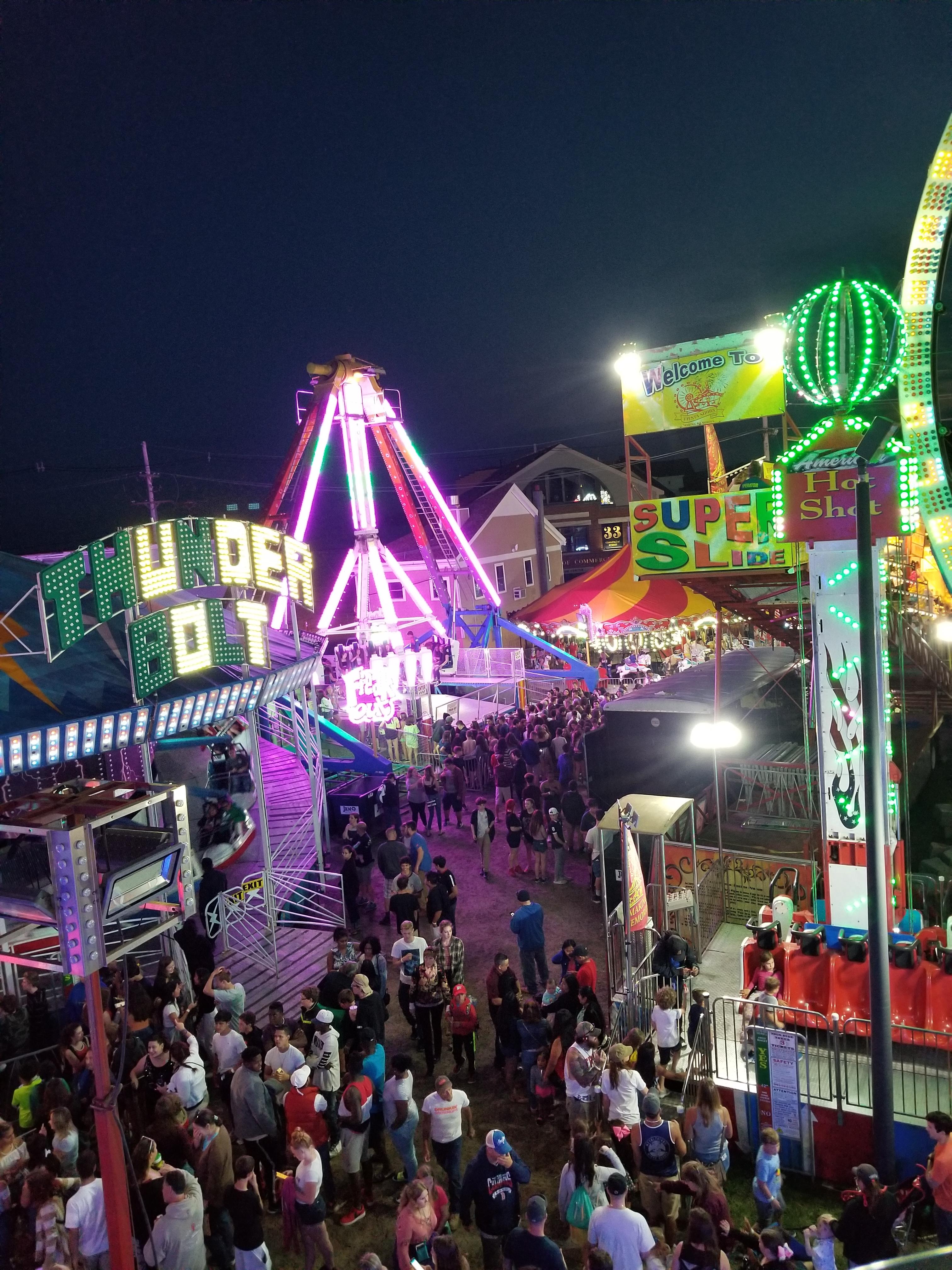 fiesta carnival