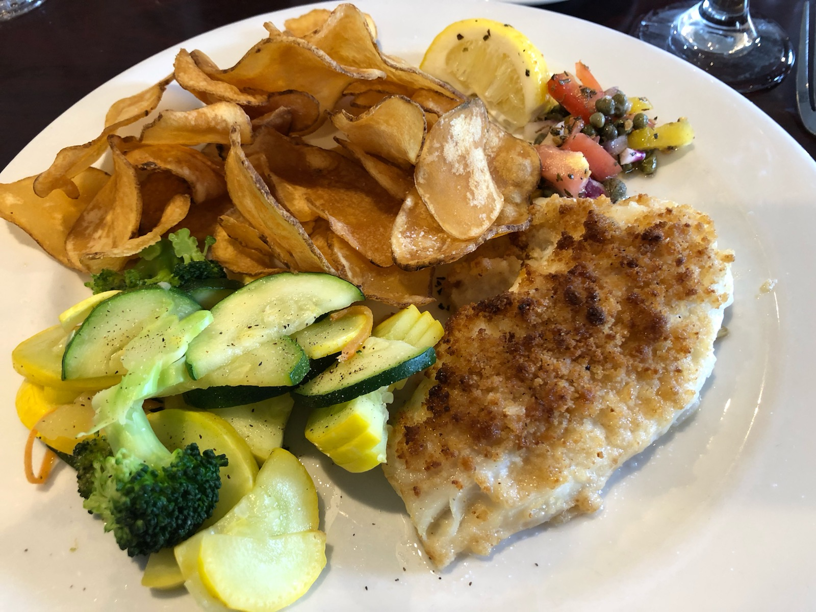 baked haddock